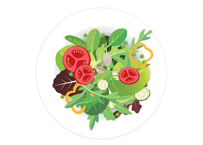 Hays Salad Bar Rewards icon.