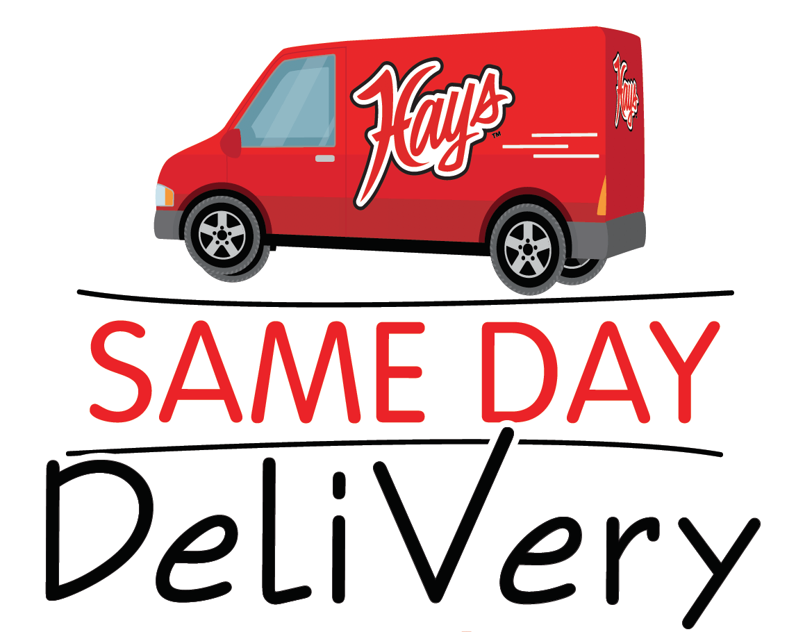 Hays Same Day Delivery